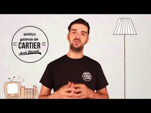 Galeria de Cartier cu Andi Bănică - La grătar