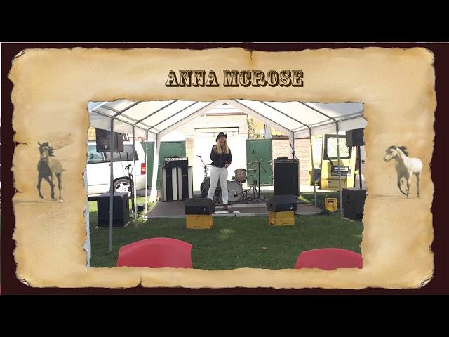 Anna McRose - countrysinger/musician