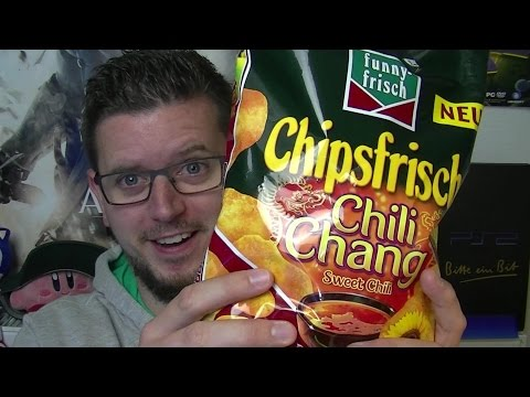 Chipsfrisch CHILI CHANG // Snack Check #75