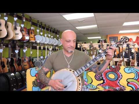 Armando Zuppa Teaches Banjo, Mandolin, Guitar and Ukulele At Penny Lane Emporium
