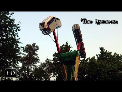 The Ranger Ride | Delhi Rides | Amusement Park | Kalindi Kunj Park