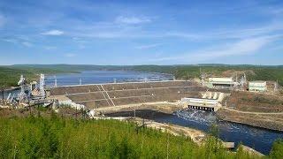 Видео экскурсия на Каскад Вилюйских ГЭС(Вы мечтали побывать внутри гидроэлектростанций? Посмотреть, как там все устроено? Может быть нырнуть с..., 2016-06-17T05:37:02.000Z)