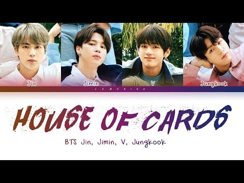 BTS - House Of Cards(Full Length Edition) (방탄소년단-House Of Cards) [Color Coded Lyrics/Han/Rom/Eng/가사]