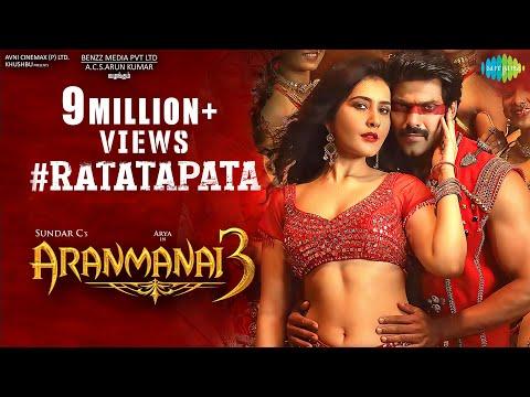 Ratatapata - Video Song   Aranmanai 3   Arya, Raashi Khanna   Sundar C   C. Sathya   Arivu