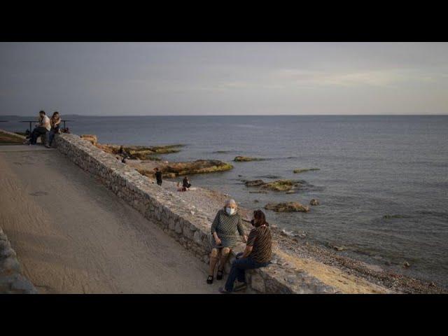 Urlaub in Griechenland oder Pulli aus Hundewolle?  Euronews am Abend 5.5.