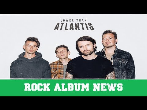 Rock Album News - Lower Than Atlantis Announce Split Mp3