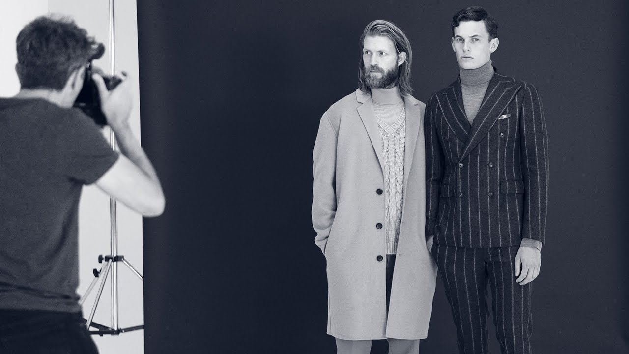 Behind the Scenes of Modern Dandy | New Campaign | Autumn – Winter 19/20