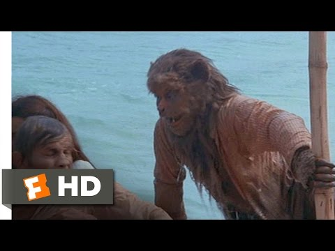 The Island of Dr. Moreau (12/12) Movie CLIP - Escaping the Island (1977) HD