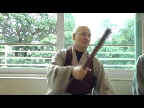 2012 Hae Jae Dharma Talk by Zen Master Dae Kwang