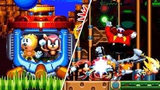 Sonic Mania Plus - Full Encore Mode Playthrough