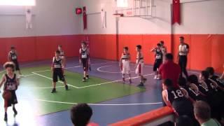 Ünye Basketbol s k İzmir s k Minik Erk Müs Çanakkale 27 06 2015 1