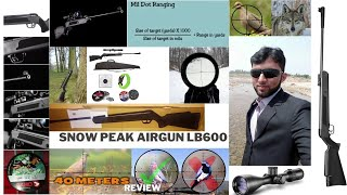 Best Budget Airgun In Pakistan 2021 | LB600 Airgun Review | Best AG For Beginners By Muhammad Tayyab
