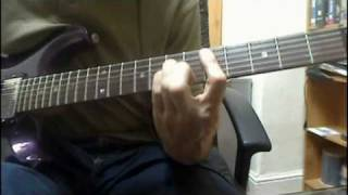 Guitar Video Log 28 - Turn Up The Night (Black Sabbath)