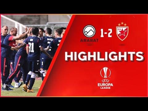 Ararat-Armenia Crvena Zvezda Goals And Highlights