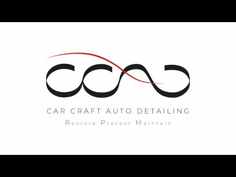 Car Craft Auto Detailing Channel Trailer