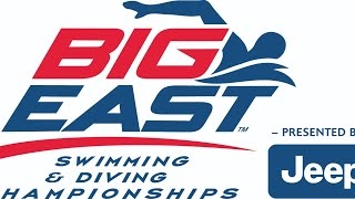 #BIGEASTswim - Day Four Finals