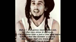BOB MARLEY TALKING BLUES +LYRICS