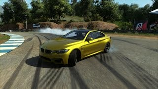 DriveClub - BMW M4 drift gameplay