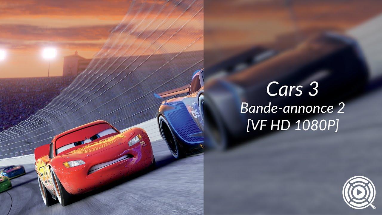 cars 3 bande annonce 2 vf hd 1080p youtube. Black Bedroom Furniture Sets. Home Design Ideas