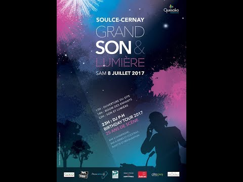 25190 Soulce-Cernay : Grand Son & Lumière, DJ PH Fête ses 25 ans de scène
