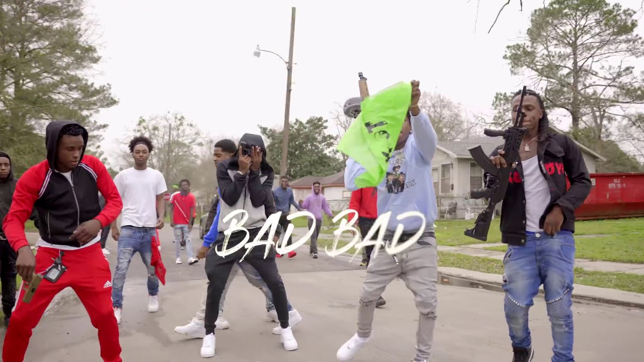 Download NBA Youngboy - BAD BAD (Official Video) Dir. By: Rich Porter