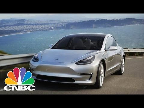 All Tesla Cars Will Come Fitted With Self-Driving Hardware | Tech Bet | CNBC
