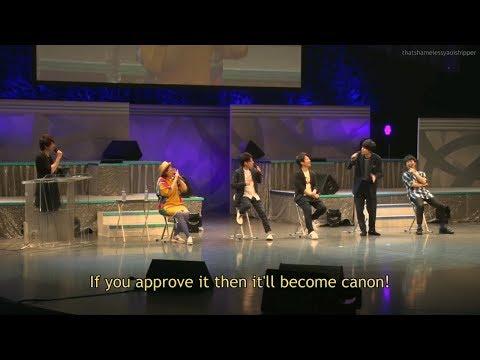 Yuri on Stage  Gap Team Carabosses Room Part 3 Eng Sub