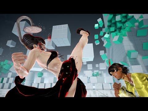 Aris Plays Tekken 7 Ranked w/ Josie - Kazumi's Showerhead Isn't Just for Decoration