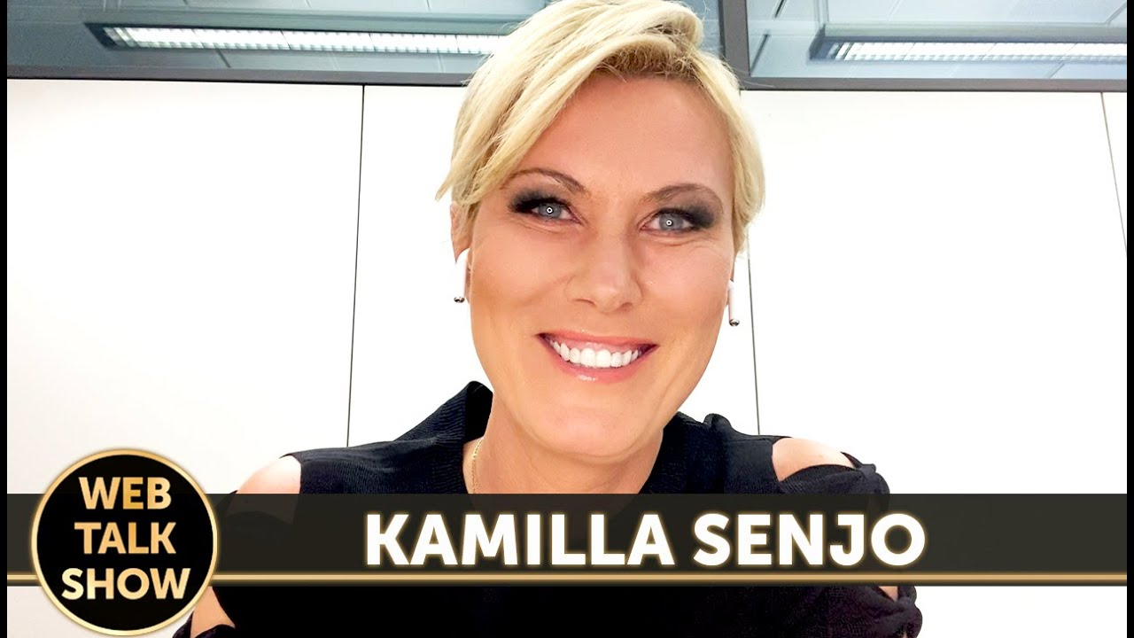 Kinder kamilla senjo Kamilla Senjo