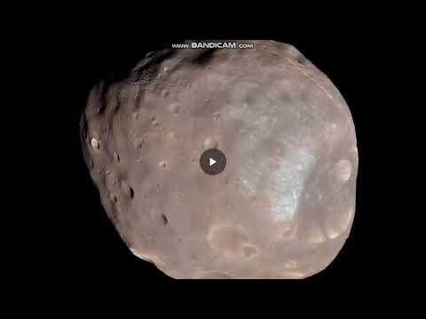 Sound Of Phobos(Mars' Moon)