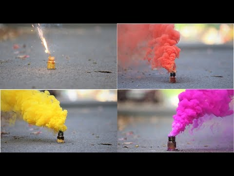 how-to-make-a-color-smoke-bomb