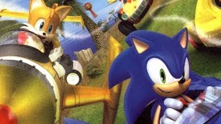 Classic Game Room - SONIC & ALL-STARS RACING review for Wii
