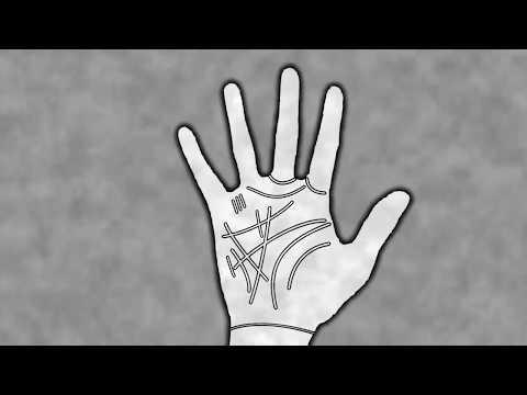Азбука хиромантии