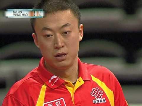 Table Tennis From The Past XXVI - 2007 - MA LIN Vs WANG HAO
