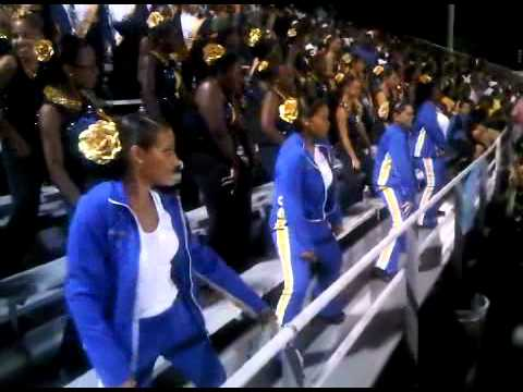 Jefferson High School Band Dragoneras, Tampa, FL