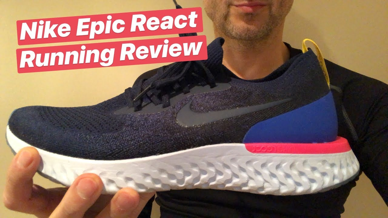 Foot Review Flyknit Runner On Nike Performance React Epic