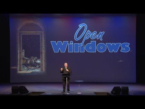 Open Windows – Pastor Raymond Woodward