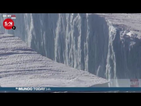 Sale en libertad condicional el iceberg que hundió el Titanic - El Mundo Today en #OhMyLolSonEG