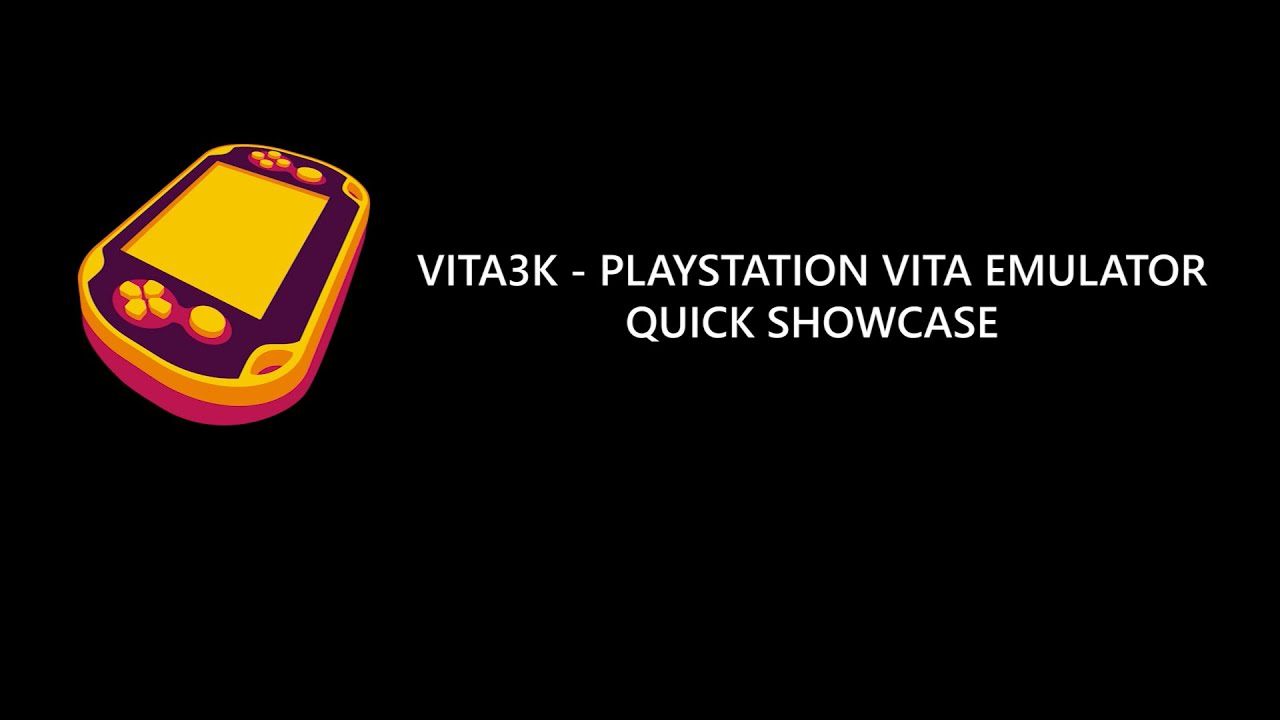 Vita3K - Showcase with some of the latest improvements (PS Vita)
