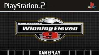 World Soccer Winning Eleven 9 International [PS2] Gameplay