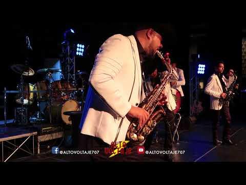 Alacranes Musical - Por Tu Amor - Rohnert Park, CA 2018