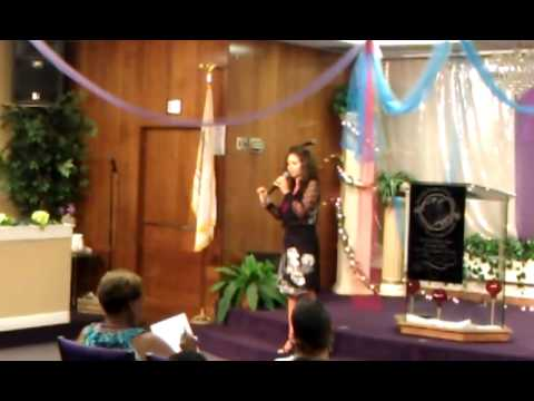 """""""Pursue The Glory"""" Pastor Tina Russell """"Women of Glory"""" 2011 Conference New Life House of God"""
