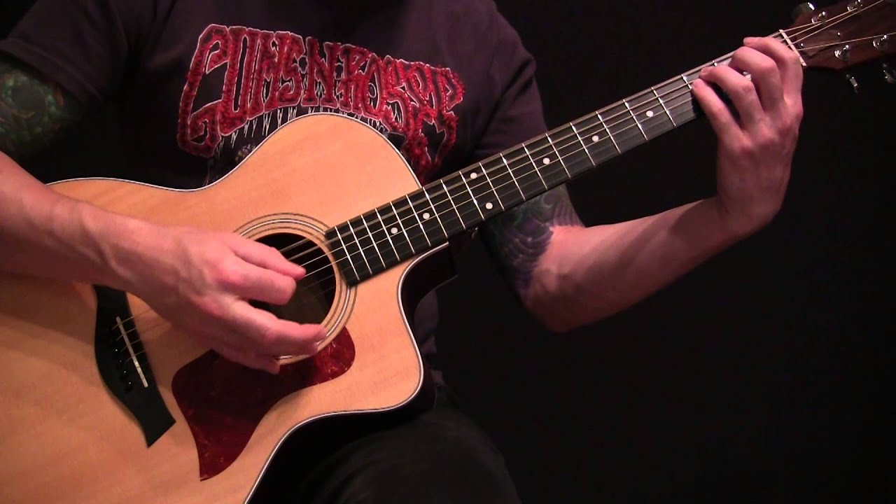 guns-n-roses-one-in-a-million-acoustic-guitar-lesson-rpguitarvideos