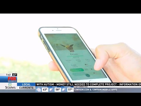 RIT on TV: Pokemon Go