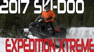 STV 2017 Ski-Doo Expedition Xtreme