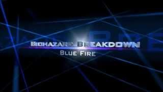 How to make Blue fire