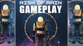 Risk of Rain - Gameplay► (PC)