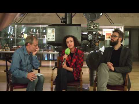3 Fragen an Maria Schrader
