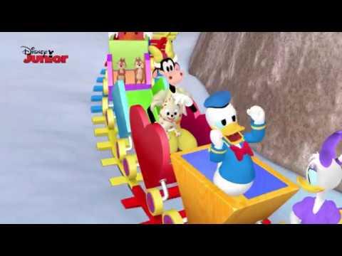 Momentos Especiais A Casa do Mickey Mouse: Comboio