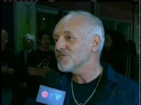 Peter Frampton Montreal Canada - November 2012 ( comes to auction )